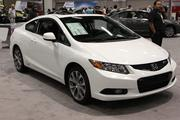 No. 9 - Honda CivicTotal sold in August: 141