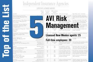 Top of the list: New Mexico's independent insurance agencies