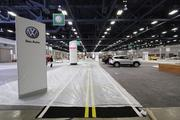 Check back with the Business Weekly Friday, when we'll feature photos of the auto show in progress.