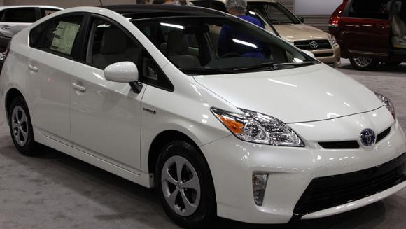 The Toyota Prius came out on top in the best value ranking.
