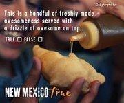 New Mexico True ad - Sopapilla