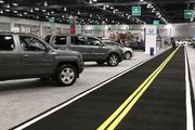 The New Mexico International Auto Show