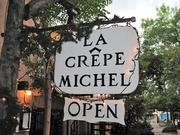 No. 18 La Crepe Michel Reviewers on Yelp liked the ambience of this French restaurant, claiming it made them feel like they were eating at a small cafe off a cobblestone alley in France. The most-preferred dishes were the seafood crepe and the pate.