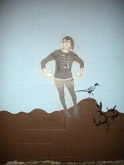 Amy Biehl mural