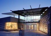 Albuquerque Museum of Art & History, exterior