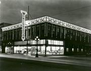 Albuquerque Gas & Electric building at 5th and Central, 1940