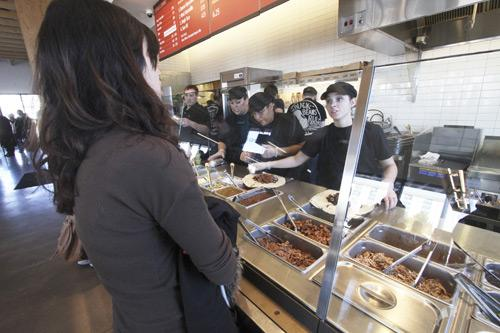 Chipotle is offering customers who buy gift cards for their friends and family a chance to win free food.