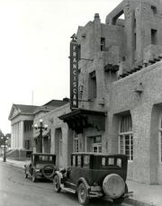Franciscan Hotel, Central Ave., 1925