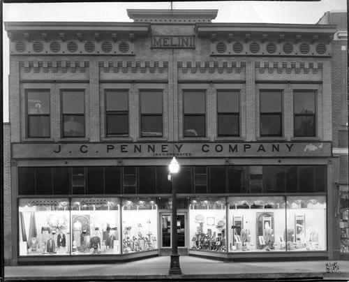 How long does JC Penney CEO have?