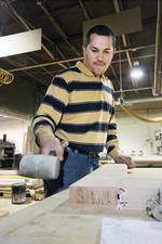 Slideshow: Santa Fe Door Store carves a path through recession