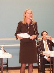 Maggie Hart Stebbins, Bernalillo County commissioner