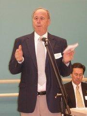 Jerry Landgraf is chairman of NDI's board of directors.