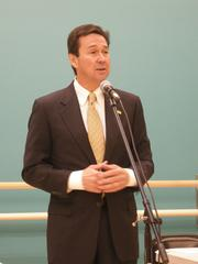 Jon Barela, secretary of Economic Development for New Mexico