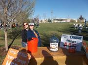 Michelle Peterson and Sharon Cole, employees of U.S. New Mexico Federal