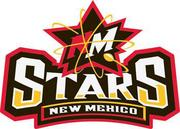 A newly formed minor league football team, the New Mexico Stars, said it will play in the Santa Ana Star Center in Rio Rancho. Its season opener is scheduled for Feb. 26.