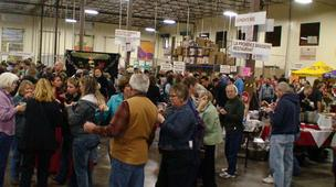 An estimated 1,300 people attended the Roadrunner Food Bank's Souper Bowl.