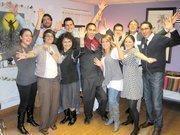 Staff members of Casa de Salud