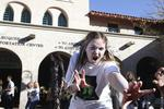 Slideshow: ABQ Ride flash mob gives Downtown a thrill