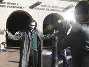 """A """"Joker Zombie"""""""