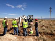 4.Copper mine could create hundreds of jobs-New Mexico Copper Corp. announced plans to restart the 50-year-old Copper Flat Mine near Truth or Consequences. The company estimated that the mine would create 150 to 200 permanent jobs.