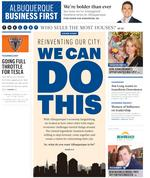It's here! The relaunched Albuquerque Business First