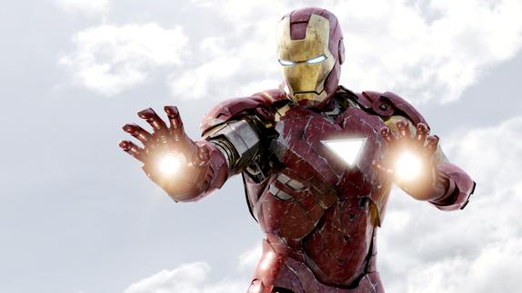 Iron Man 3 is one of several films being made in North Carolina this year.