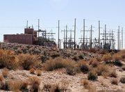 The 132-megawatt Delta-Person Generating Station in southwest Albuquerque.