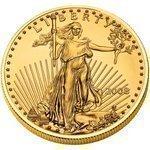 Eagles take flight as gold prices drop