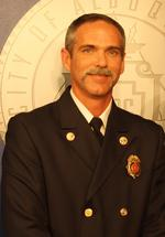 Downey named to head ABQ fire department