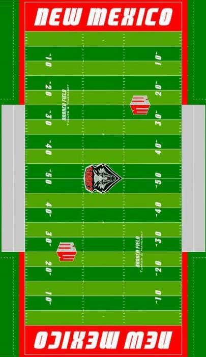 """The University of New Mexico's football field will now be named """"Branch Field."""""""