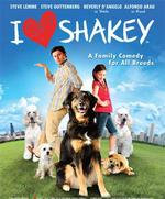 'I Heart Shakey' stars Albuquerque rescue dog