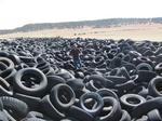 'River of Tires' to be cleaned out