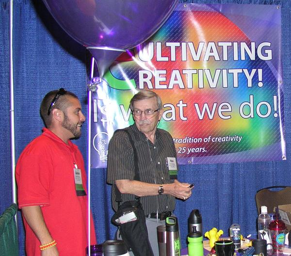 Ron Calloway, the operations manager of BRIGHT IDEAS Promotional Products Galore! in Albuquerque (at right) died Feb. 7. Calloway was 62.