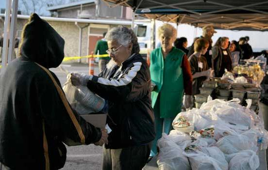 The program is looking to bolster support of New Mexico's food banks.
