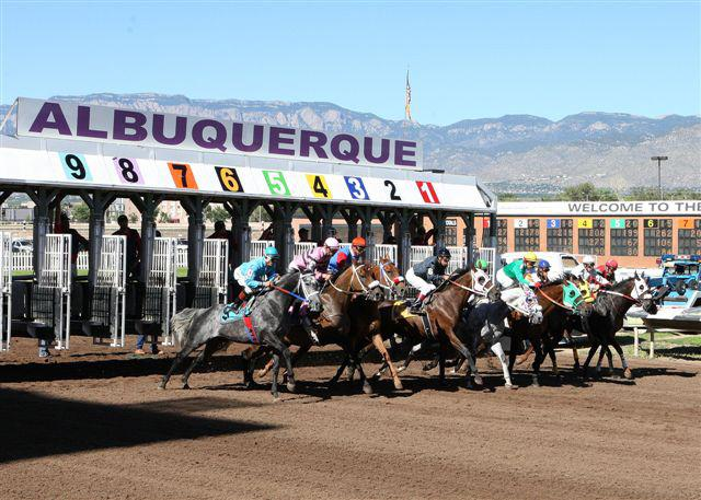 The Downs Racetrack & Casino in Albuquerque is hosting the 24th annual Lineage Stakes, New Mexico's largest horse racing event, this weekend.