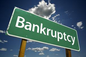 The 570 new bankruptcies filed by Wake County residents since June was the lowest three-month total since the financial crisis struck in late 2008.