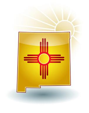 Several New Mexico counties rank in the top 10 nationally in terms of highest median age.