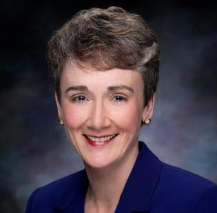 """A report by the Department of Energy's inspector general says the awarding of contracts to a consulting company operated by former Rep. Heather Wilson by the Sandia and Los Alamos national laboratories along with other nuclear-related sites was """"unusual and, in some instances, highly irregular"""" and that the DOE has been reimbursed much of the $464,000 paid to Wilson's company."""