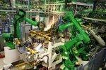 Georgia manufacturing down again in August