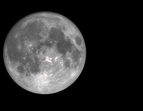Twin NASA spacecraft are expected to make a directed crash landing on the moon on Monday.
