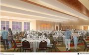 BallroomCity of Albuquerque Convention Center rendering