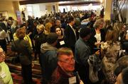 More than 450 people attended the event.