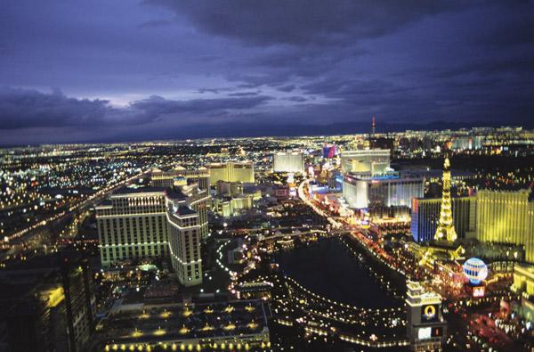 Las Vegas' rapid population growth is why the city has the newest housing stock of any major U.S. market.