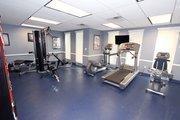 Silver Gardens II's fitness center.