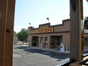 Fifth location: The Twisters at Isleta Boulevard and Lakeview Road was the home of Los Pollos Hermanos. The business was drug lord Gus Fring's (Giancarlo Esposito) money laundering front for his meth lab.