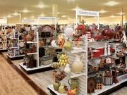 HomeGoods country accents section