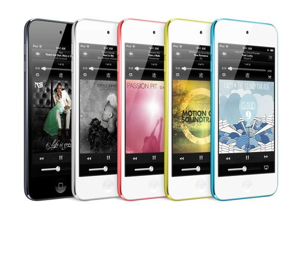 Apple has introduced biodegradable packaging for a portion its new fifth-generation iPod touch and seventh-generation iPod nano.