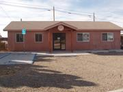 Pictured is 149 East Don Francisco in Bernalillo, a 1,876 square foot office building that has already been sold in a pre-auction bid.