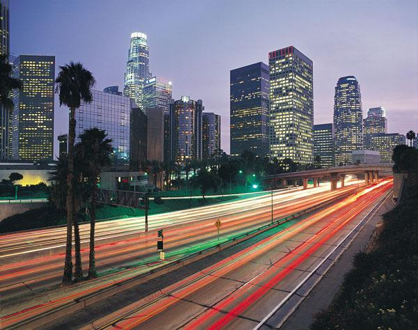 Los Angeles continues to lead large U.S. metro in job loss in the recession. Its' private-sector employment levels are down 333,300 from pre-recession numbers.