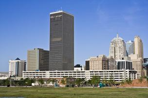 Strong worker earnings and low unemployment contributed to Oklahoma City's strong rating in September.